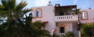 Villa Fegarri apartments in Makrigialos, East Crete